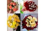 2 buchete de flori oferite de Decor Expert Arte