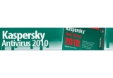 10 x licente Kaspersky pe un an de zile