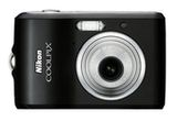 O camera foto digitala Nikon Coolpix + un card de memorie de 2GB<br />