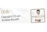"6 x CD-uri Andrea Bocelli - ""My Christmas"""
