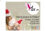 10 x invitatii pentru tine si copilul tau la KIDEX