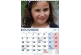 3 x calendar de perete personalizat,un calendar de birou personalizat, un breloc pentru chei personalizat, 2 x felicitari personalizate RT29