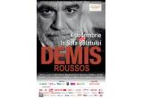o invitatie dubla la concertul Demis Roussos
