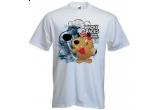 un tricou personalizat la alegere oferit de tricoaie.com, un tricou cu Mutley