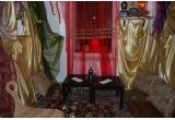 seara romantica in doi, in separeul ceainariei Tea House