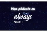 """3 x kit """"Vise placute cu Always Night"""", 60 x kit """"Somn linistit cu Always Night"""""""