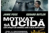 5 x invitatii duble la filmul Motivat sa ucida la The Light Cinema, Bucuresti