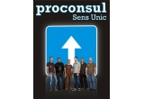 """2 x CD-uri cu noul album al trupei Proconsul, """"Sens Unic"""""""