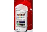 """un telefon Nokia N97 White+ un abonament pe 12 luni, cu 3000 de minute nationale si 3000 de SMS-uri in fiecare luna, si un numar """"de aur"""" � 0725500005"""