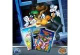 3 x colectii de DVD-uri (Scooby-Doo, Looney Tunes, Tom si Jerry)