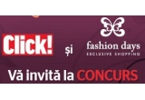 1100 x vouchere valorice in valoare de 50 lei fiecare oferite de fashiondays.ro