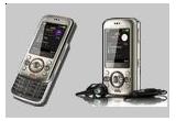 un telefon Sony Ericsson