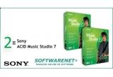 2 x licente Sony ACID Music Studio 7