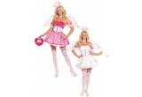 un Costum Cupid Cutie, Deluxe, complet, un Costum Asistenta Sexy, un set de bratari si coliere fosforescente