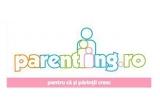 """2 x invitatii oferite de Parenting.ro la workshop-ul """"Inteligenta emotionala in relatia parinti - copii"""""""