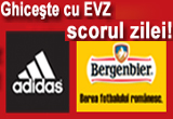 13 <b>tricouri-replica al Nationalei de Fotbal a Romaniei,</b> oferite de <b>Adida, 13</b> <b>baxuri de bere</b> oferite de <b>Bergenbier</b>!<br />