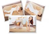 Un curs de gimnastica intima si doua carti despre gimnastica intima<br />