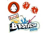 15 x abonamente B'Estfest 2010 (include toate zilele de festival) cu posibilitatea de a fi suplimentate