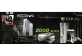 2000 de Euro, un Nintendo Wii, XBox 360, 15 DVD-uri