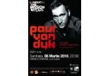 2 x invitatie single la Paul van Dyk Volume world tour 2010