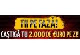 2.000 de Euro/ zi