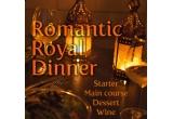 o cina romantica pentru doua persoane la Tephra