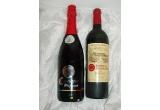 1 x sticla de Vin de Bordeaux din 2006, 1 x sticla de vin Frizzante din 2007