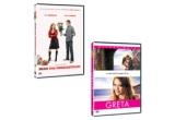 """DVD-ul """"Greta"""" , DVD-ul """"Urasc Ziua Indragostitilor!"""""""