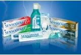 7 x produse Sensodyne (pasta de dinti,periute,apa de gura )/ saptamanal