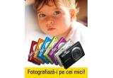un aparat foto compact Nikon COOLPIX S3000