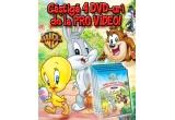 4 x DVD-uri: The Baby Looney Tunes – O aventura extraordinara