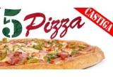 5 pizza / zi