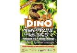 10 x invitatie dubla la Expozitia Dino - Zilele dinozaurilor