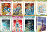 "<b>Toata seria manga ""Nausicaä of the Valley of the Wind""  (7 volume) plus DVD-ul.</b><br />"