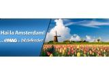 o excursie la Amsterdam, de 1 mai