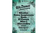 """3 x invitatie simpla la evenimentul """"We Dance 1 Year Annyversary @ Space Club"""" din data de 10.04.2010"""