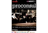 2 x invitatie simpla la concertul PROCONSUL din Silver Church, 1 aprilie