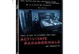 """DVD cu filmul """"Activitate Paranormala"""""""