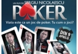 3 x invitatie dubla la filmul Poker, la Hollywood Multiplex