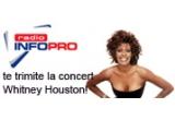 2 bilete la concertul de la Viena sustinut de Whitney Houston pe 19 mai