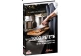 """un pachet de carti din seria Montignac / luna , cartea """"1000 retete pentru incepatori si bucatari amatori"""" de Xabier Gutierrez / saptamana"""