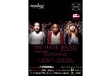 2 x invitatie dubla la concertul trupei We Have Band