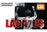 10 x tricou Nike Steaua cu autograf Lacatus