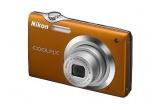 un aparat foto Nikon Coolpix: S3000, 3 x pachet de promotionale Nikon