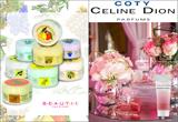 <b>Seturi Sensational Celine Dion de la Coty si Seturi de produse Mediteraneean Spa de la Beautik</b><br />