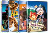 """<div><b>16 DVD-uri cu desene animate</b>pentru cei mici cat si pentru cei mari oferite de <a target=""""_blank"""" rel=""""nofollow"""" href=""""http://www.copilul.ro/index.html"""">Copilul.ro</a> si <a rel=""""nofollow"""" target=""""_blank"""" href=""""http://www.provideo.ro/"""">ProVideo</a></div>"""