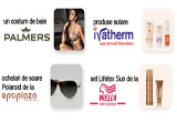 <b>Un costum de baie, ochelari de soare si seturi si produse solare</b><br />