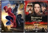 "<b>2 DVD-uri de la Prooptiki: ""Blestemul Florii de Aur"" si ""Spiderman 3""</b><br />"