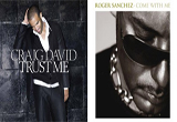 <b>2 CD-uri: &quot;Trust Me&quot; - Craig David si &quot;Come With Me&quot; - Roger Sanchez</b><br />