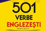 <b>2 x cartea&nbsp;</b><b>''501 verbe englezesti' de Thomas R. Beyer</b>, oferite de <a target=&quot;_blank&quot; rel=&quot;nofollow&quot; href=&quot;http://www.polirom.ro/&quot;>Editura Polirom</a><br />